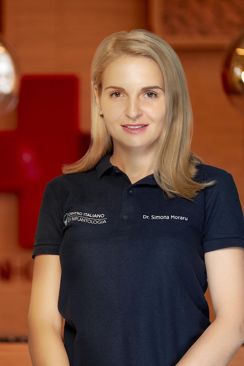 Dr. Simona Moraru