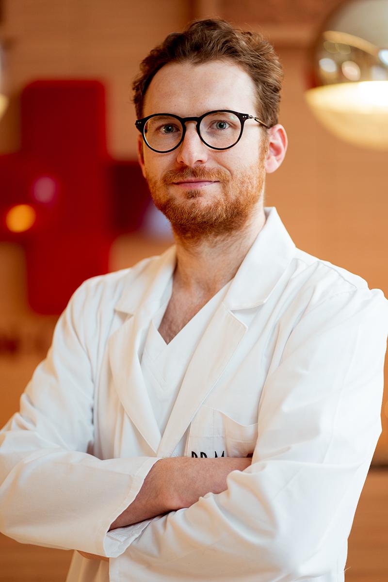 Dr. Marius Hritcu